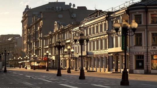 Экскурсия Москва дворянская