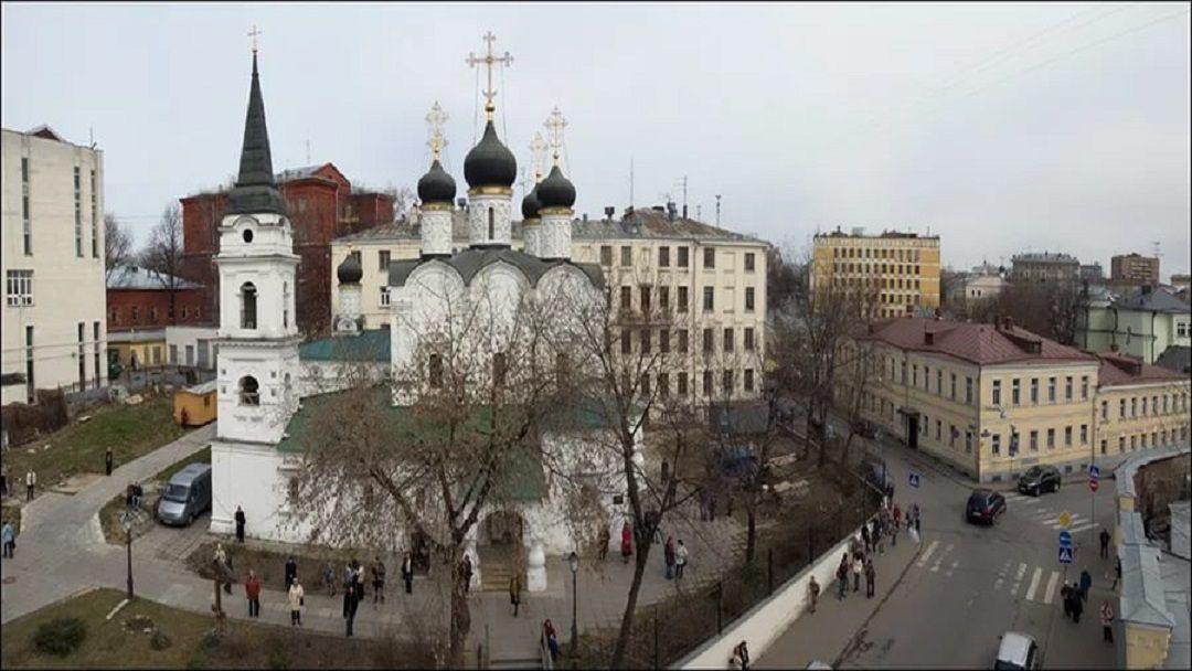 Потаенная Москва