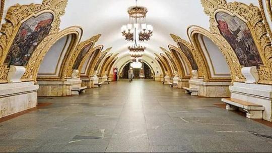 Экскурсия в метро - фото 2