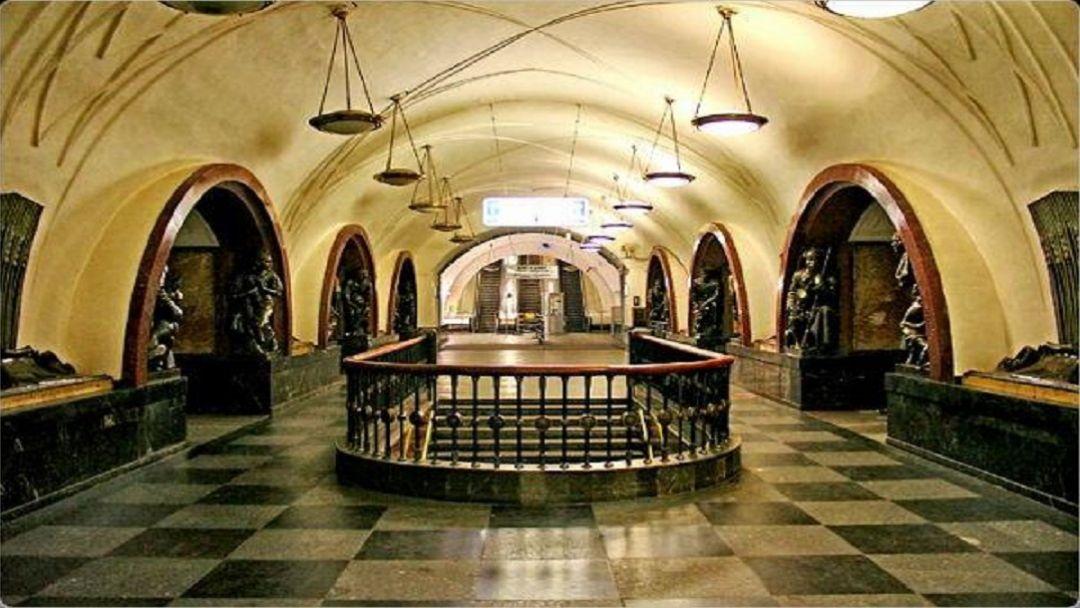 Экскурсия в метро - фото 3