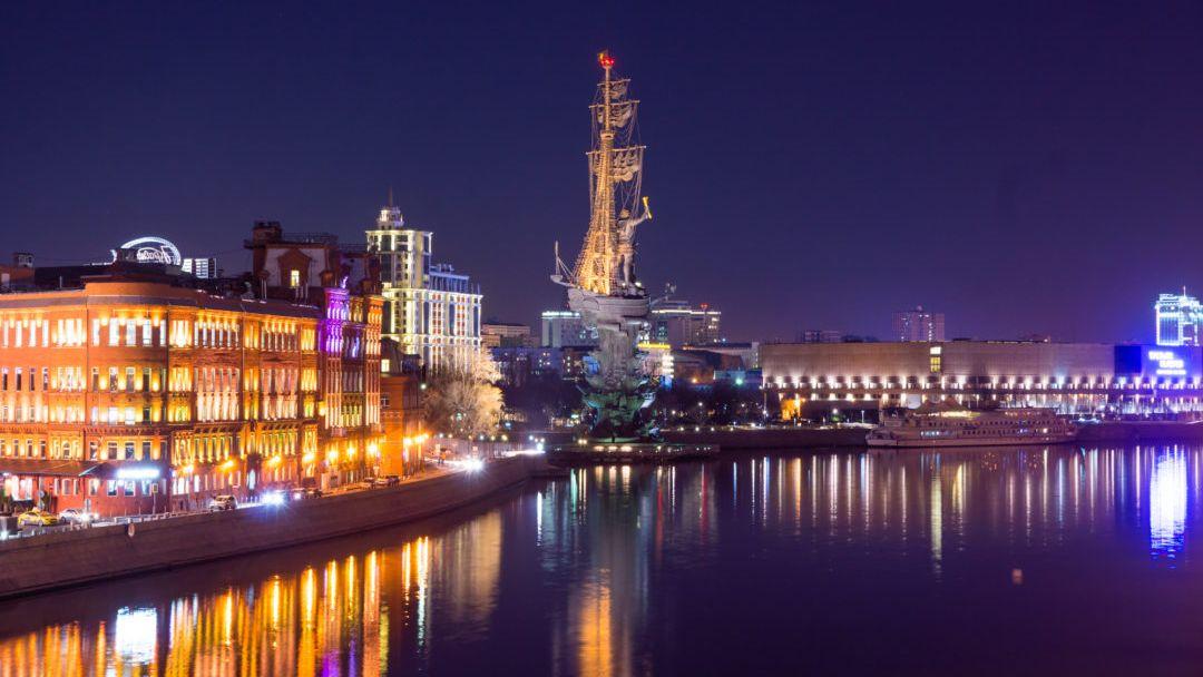 Москва художников и меценатов в Москве