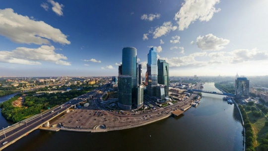 Экскурсия Москва-сити по Москве