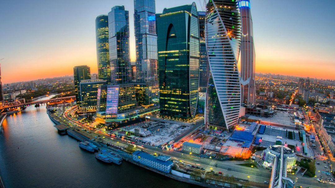 Москва-сити - фото 2