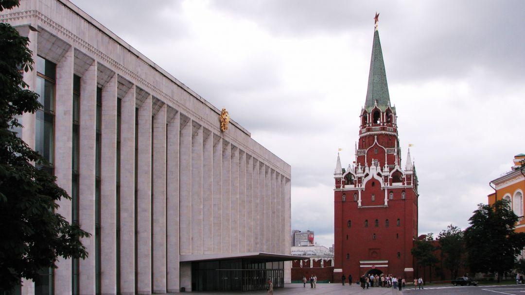Сердце Москвы - Кремль - фото 3