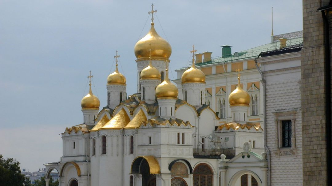 Сердце Москвы - Кремль - фото 6