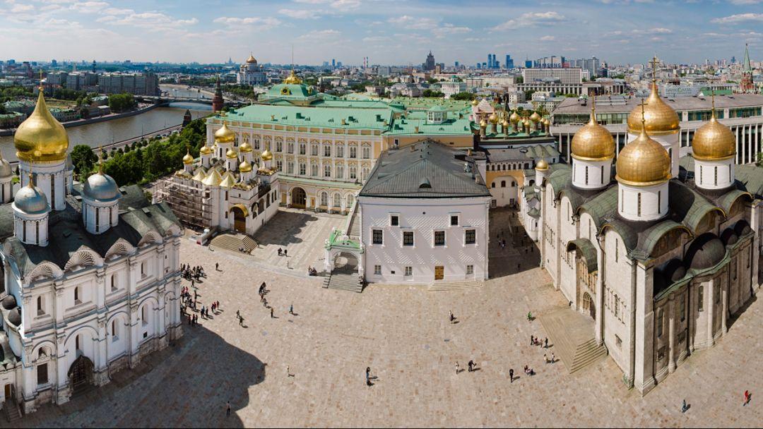 Сердце Москвы - Кремль - фото 7