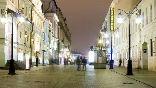 По главной улице столицы… - фото 2
