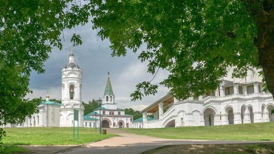 Царская резиденция – Коломенское - фото 3