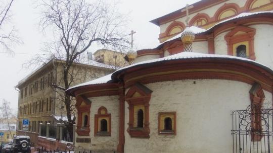 Потаенная Москва - фото 6