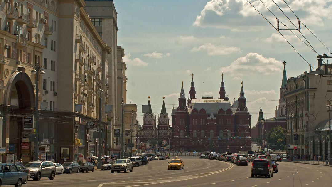 По главной улице столицы… - фото 5