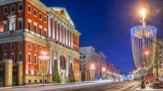 По главной улице столицы… - фото 7