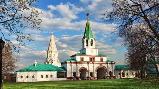 Царская резиденция – Коломенское - фото 6