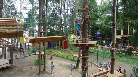 Парк Приключений по Москве