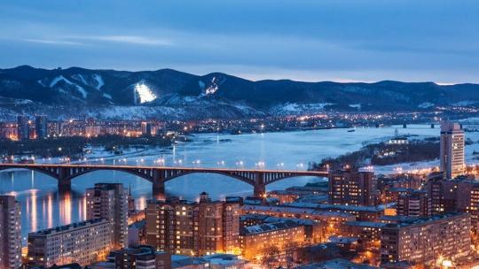 Экскурсия Город-Сказка Пешеходная экскурсия по Красноярску