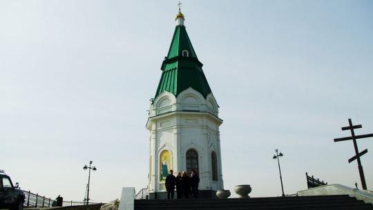 Экскурсия Город сопок с красным боком по Красноярску