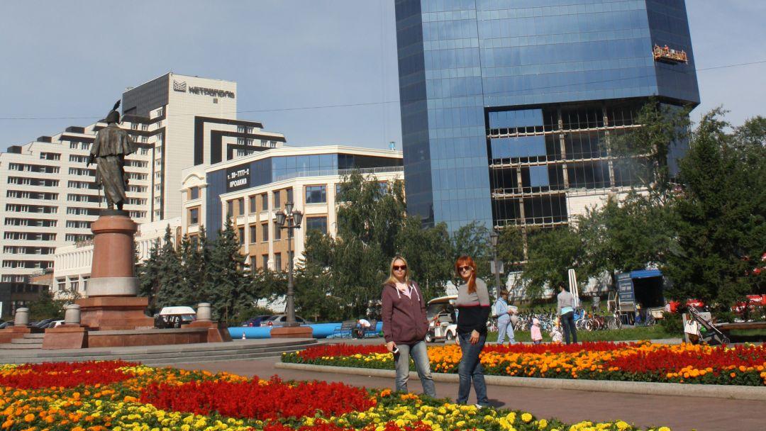 Обзорная экскурсия по Красноярску - фото 3
