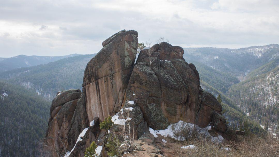 Экскурсия В краю причудливых скал