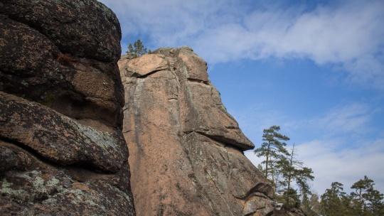 В краю причудливых скал - фото 2