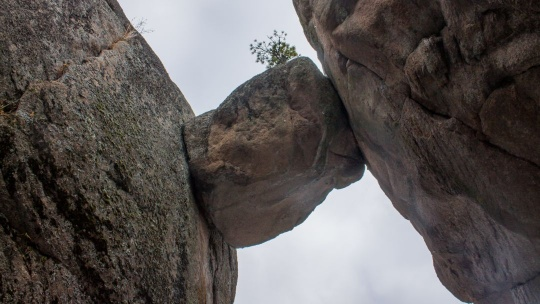 В краю причудливых скал - фото 3