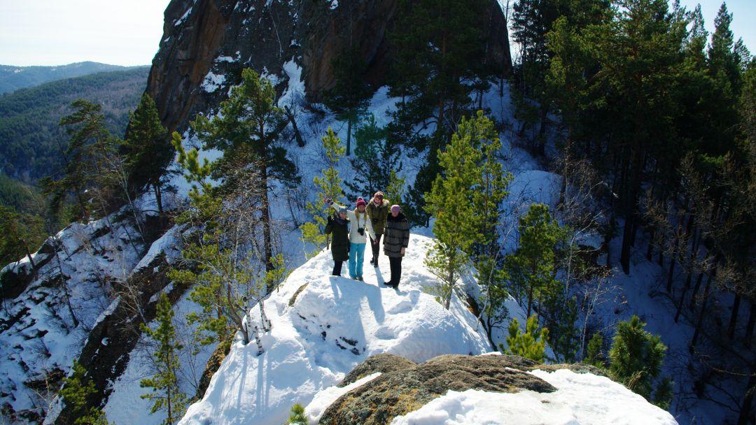 В краю причудливых скал - фото 5