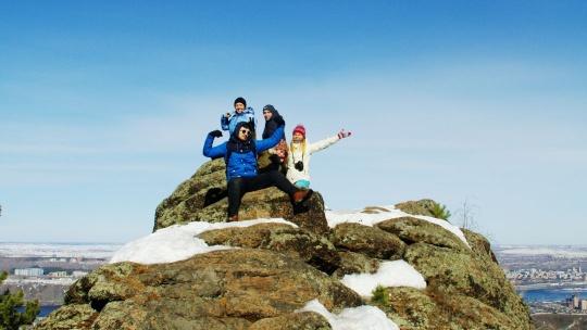 """Поездка в фанпарк """"Бобровый лог"""" с посещением скалы Такмак - фото 4"""