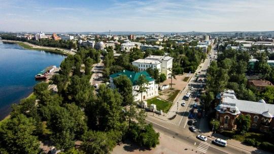 Иркутск в параллели веков (Пешая) - фото 2