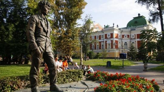 Иркутск в параллели веков (Пешая) - фото 3