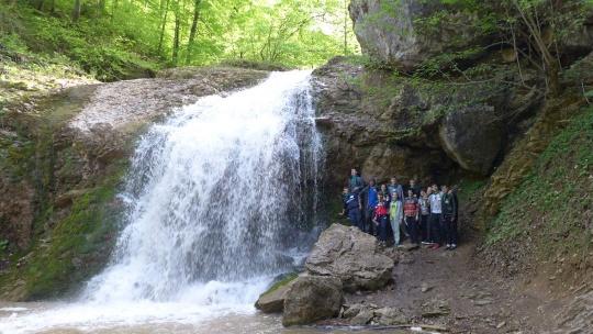 К водопадам Руфабго - фото 3