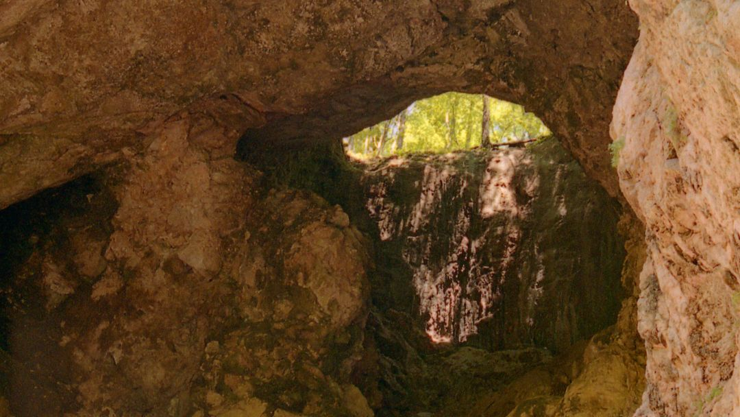 К водопадам Руфабго - фото 5