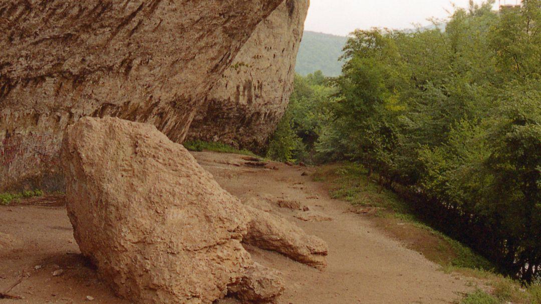 К водопадам Руфабго - фото 2