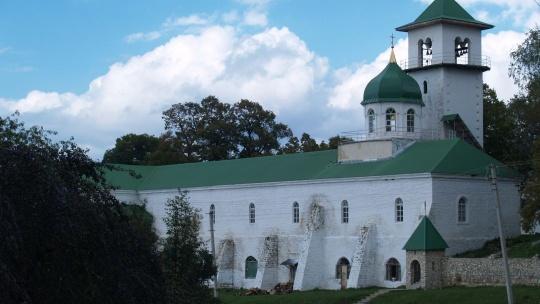 Экскурсия Свято-Михайло-Афонский горный монастырь в Майкопе