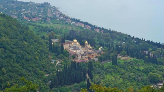 Золотое кольцо Абхазии: Рица, Пицунда, Новый Афон - фото 2