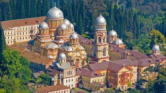 Золотое кольцо Абхазии: Рица, Пицунда, Новый Афон - фото 5