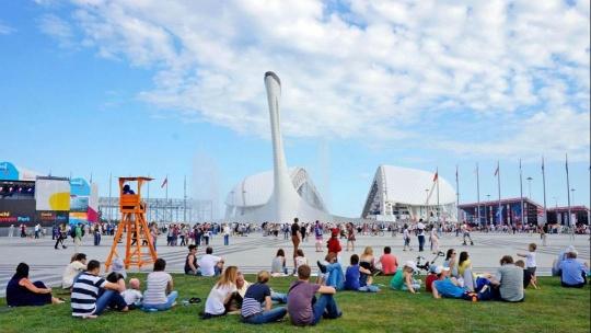 Красная Поляна и олимпийский парк - фото 3