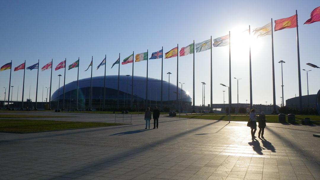 Адлер олимпийский город - пешеходная экскурсия - фото 1