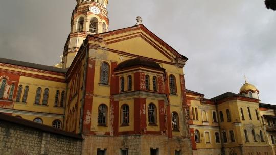Весь Новый Афон - индивидуальная экскурсия в Абхазию - фото 2