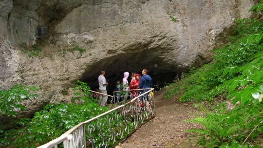 Воронцовская пещера - фото 2