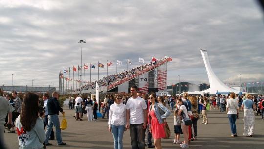 Обзорная экскурсия по Олимпийскому парку - фото 2