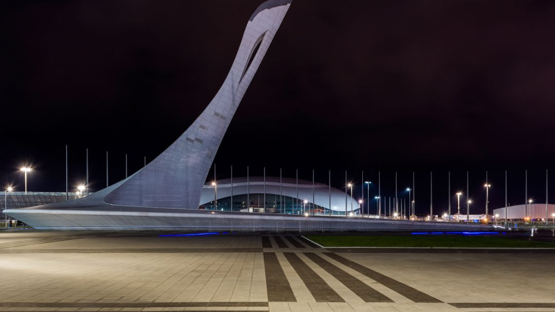 Обзорная экскурсия по Олимпийскому парку - фото 3