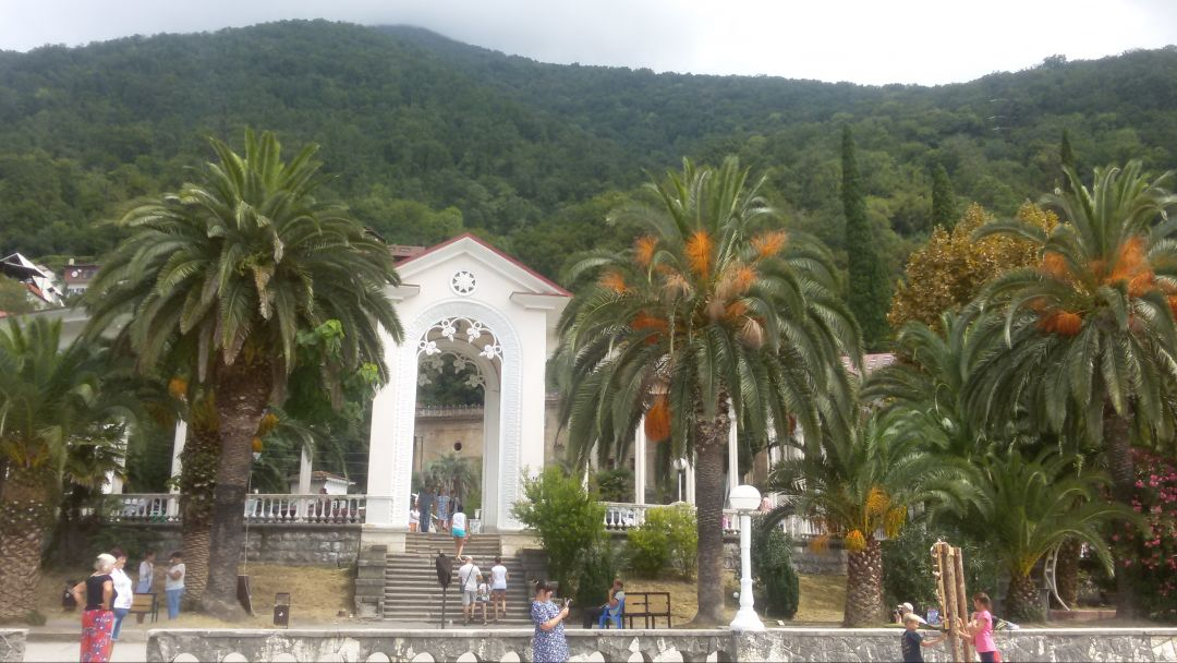 Золотое кольцо (Абхазия) - фото 2