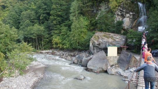 Экскурсия 33 водопада - аул Большой Кичмай в Сочи