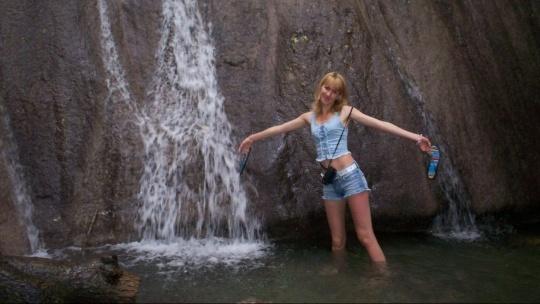 33 водопада - аул Большой Кичмай - фото 2