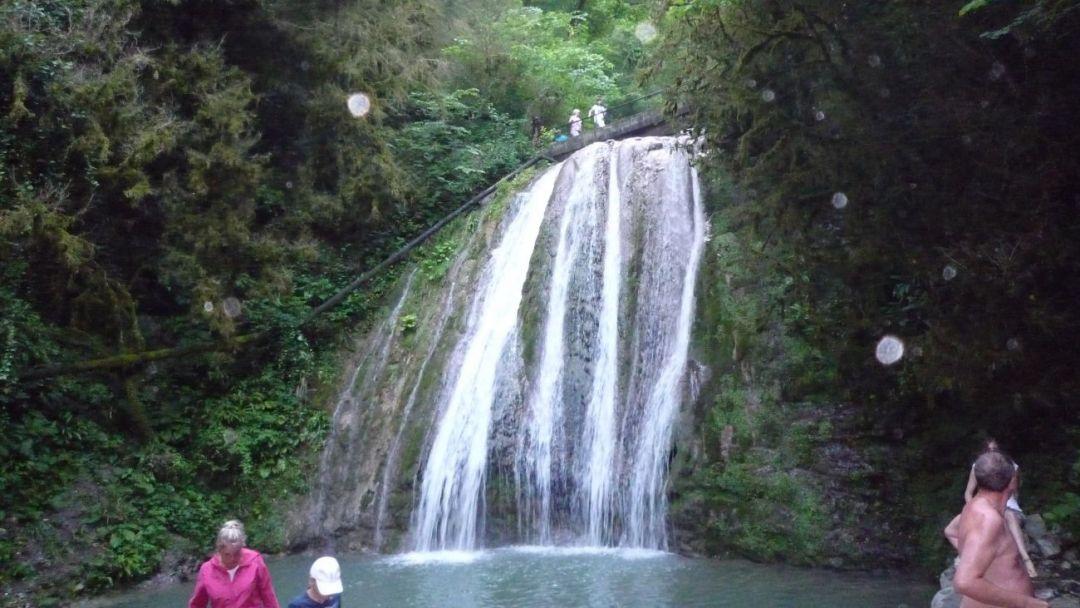 33 водопада - аул Большой Кичмай - фото 3