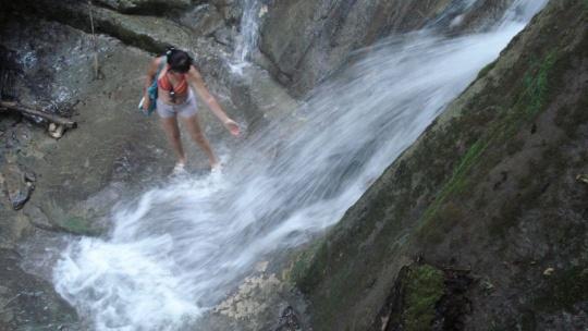 33 водопада - аул Большой Кичмай - фото 4