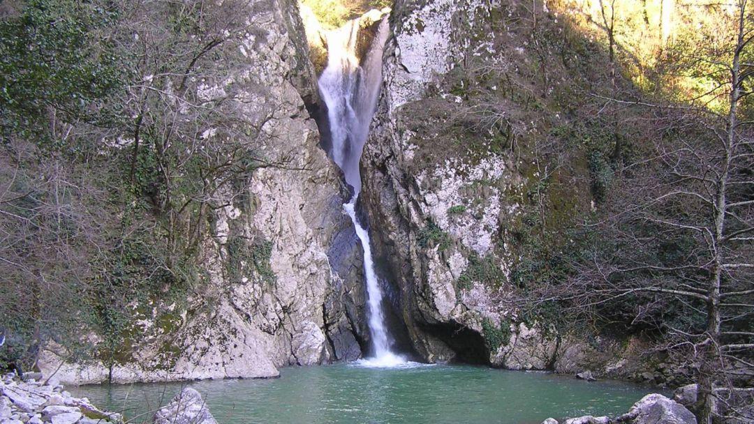 Ущелье реки Агура - фото 2