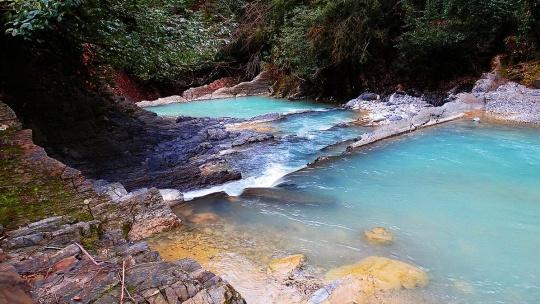 Ущелье реки Восточный Дагомыс - фото 2