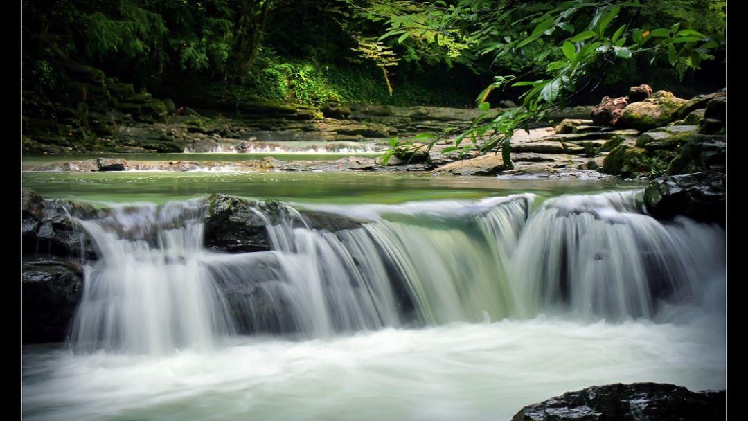 Ущелье реки Восточный Дагомыс - фото 3