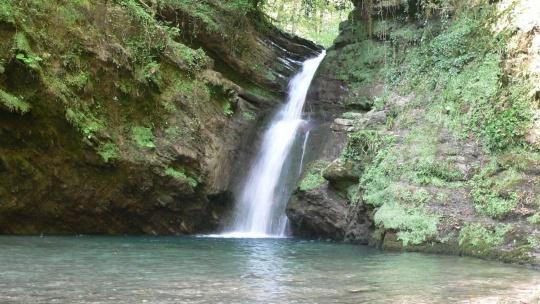 Экскурсия Ивановский водопад в Адлере
