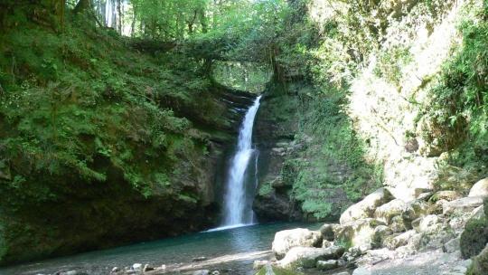 Ивановский водопад - фото 2