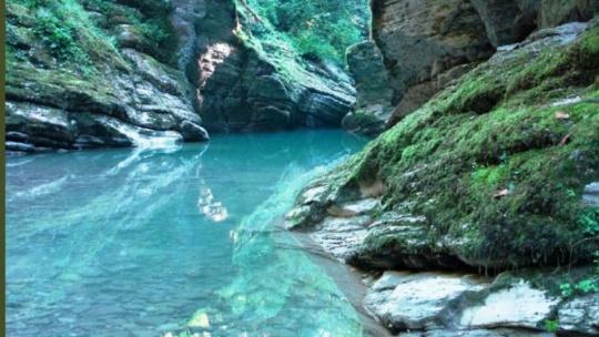Экскурсия Верхний каньон реки Псахо в Адлере